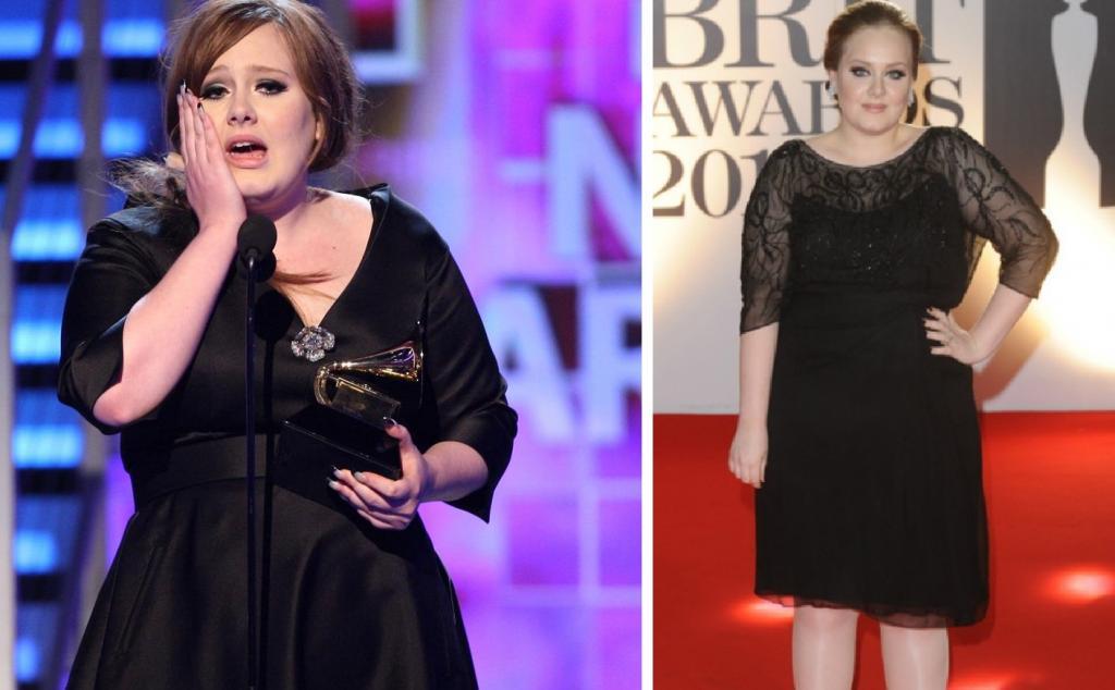 Как Похудеют Певицы. Тренер певицы Адель рассказала, как она похудела и назвала жиросжигающие продукты