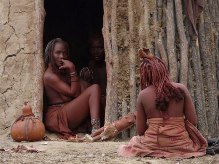 Секс туризм африке