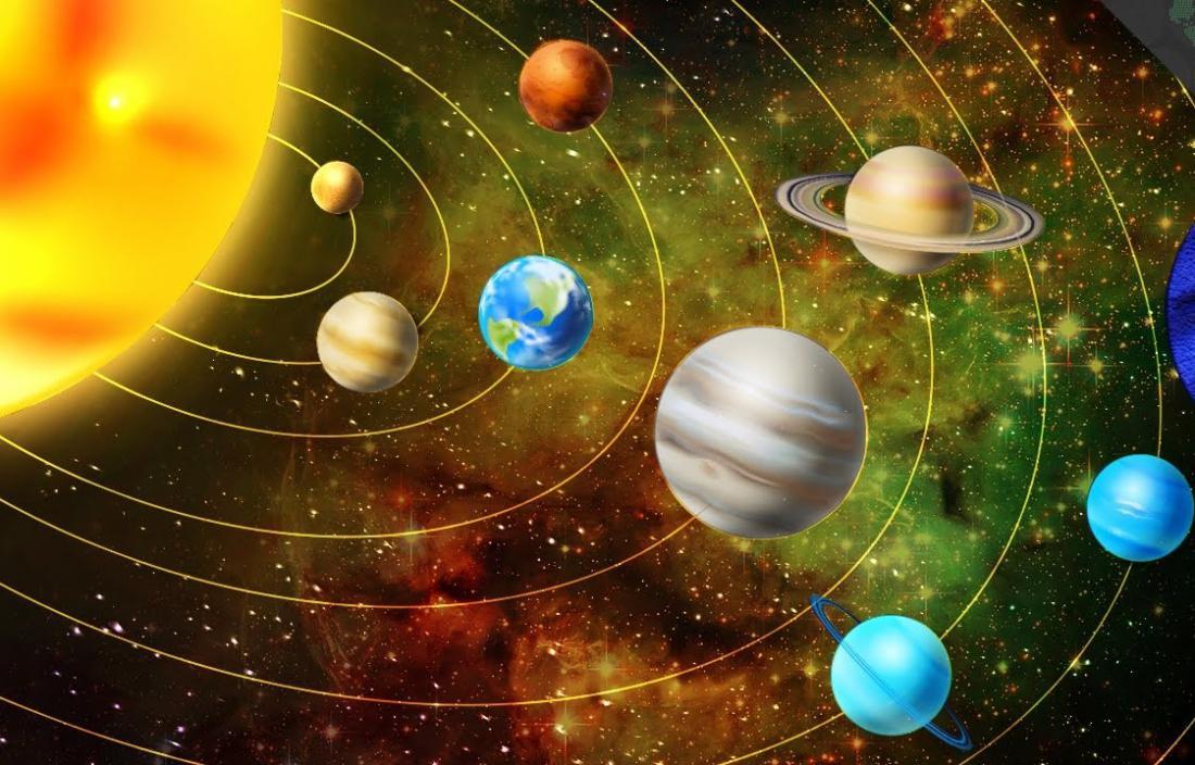 сказать, фото планет нашей солнечной системы возможность