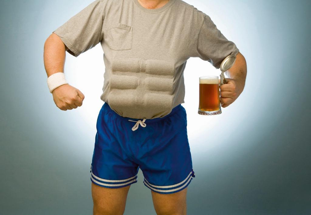 Похудеть После Спиртного. Как алкоголь влияет на похудение и вес тела человека?