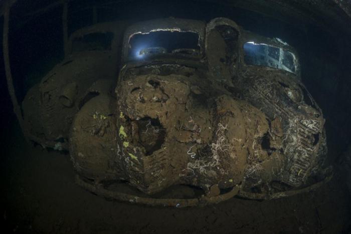 Автомобили призраки