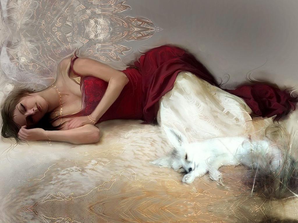 Если женщине снится, что партнер вращает ее вокруг себя — это означает опасность пострадать из-за своей забывчивости или рассеянности.