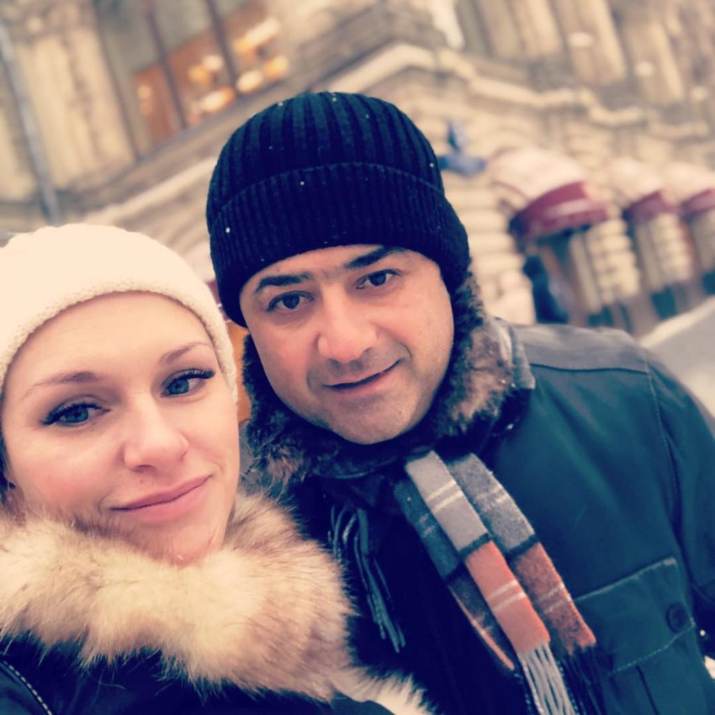 Светловолосая русская красавица вышла замуж за турка, их дети получили интересную внешность