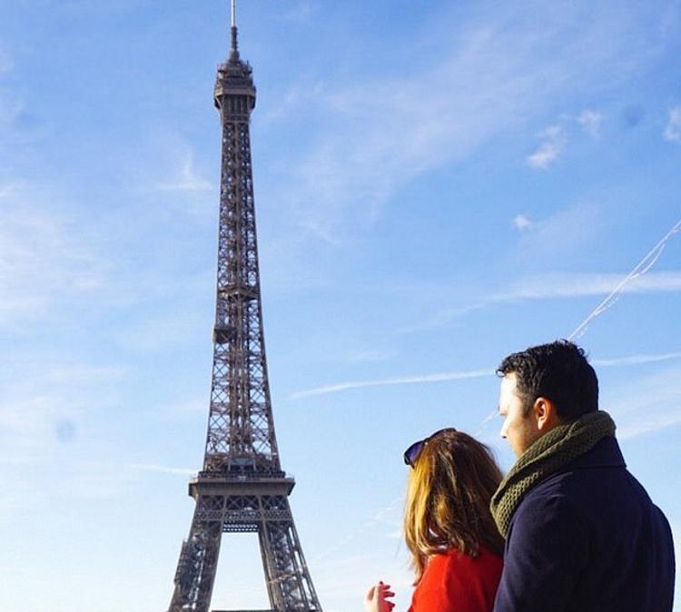 Пара за два года посетила 40 стран. По их заверениям, каждый может себе такое позволить