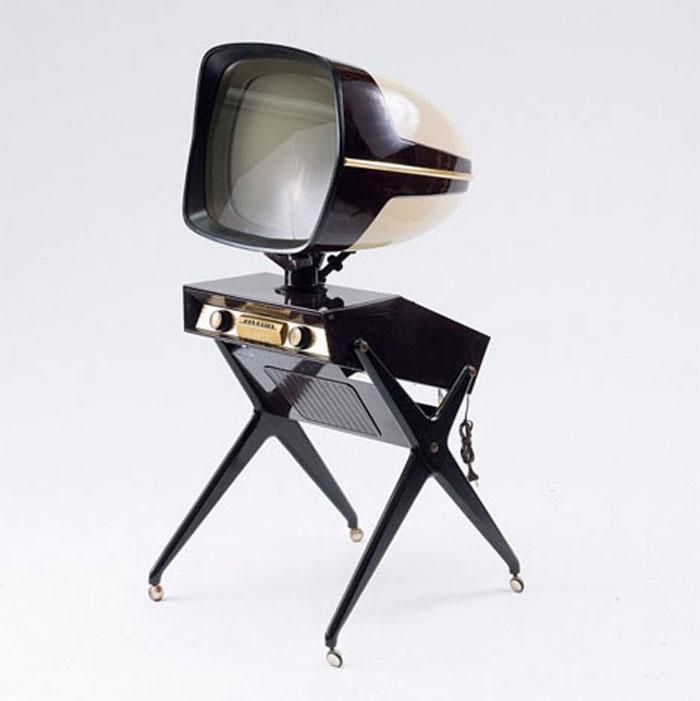 Взгляд в прошлое: история дизайна телевизионных приемников