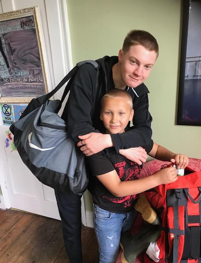 Мальчик из Чернобыля сделал жизнь британской журналистки и ее детей более счастливой