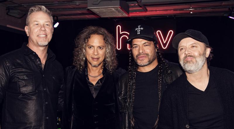 Музыканты из хеви-метал-группы Metallica пожертвовали 1 миллион долларов для поддержки талантливых студентов