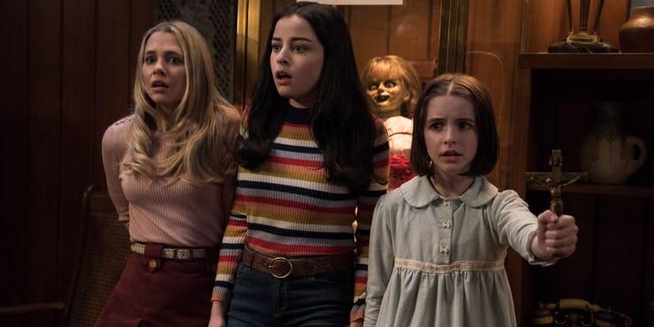 Кукла Аннабель – персонаж фильмов ужасов, но так ли она страшна на самом деле: 10 фактов, которые не имеют смысла