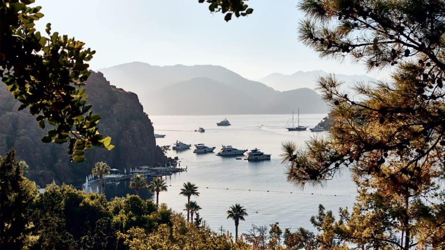 """Чистейшая вода и невероятные пейзажи: Бирюзовое побережье в Турции станет новой """"горячей точкой"""" для туристов"""