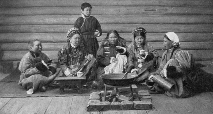 Пищевые и другие привычки народов СССР, которые не понимали русские
