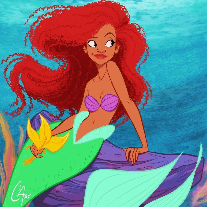 Disney утвердили на роль Ариэль R&B-певицу - Холли Берри. Как на это отреагировали фанаты