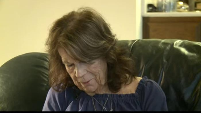 89-летняя Бетти Джун Сиссом получила свой кошелек спустя 75 лет после его кражи