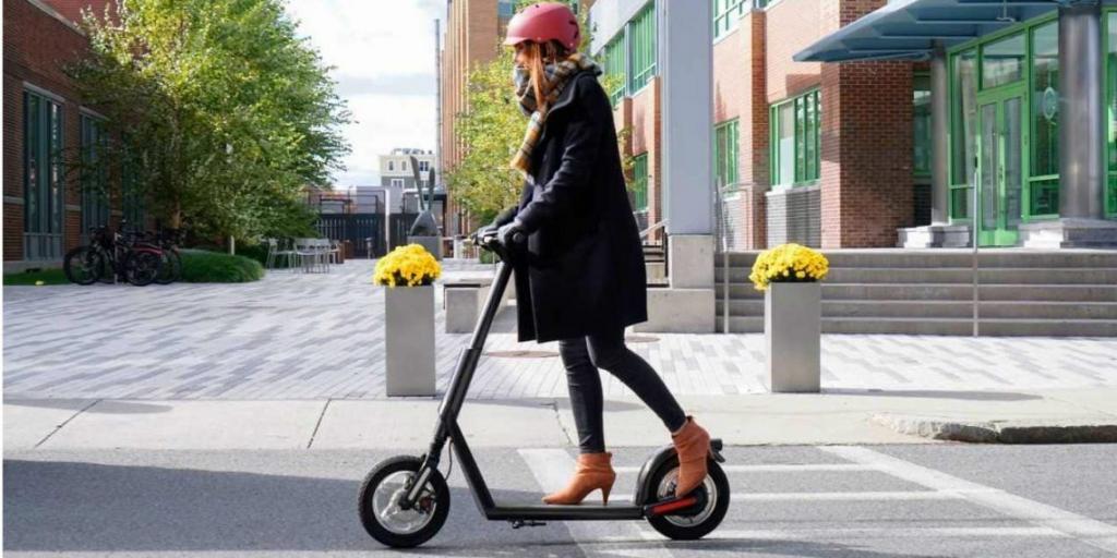 Модные средства для быстрого передвижения по городу: электробайк, электросамокат, гироскутер