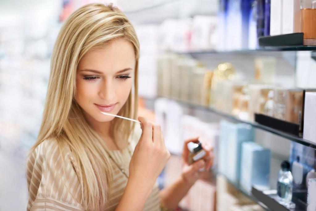 Эксперты выяснили, почему нам нравятся те или иные запахи духов