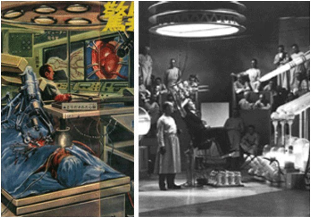 Ретро-будущее: как видели люди прошлого столетия свои дома, кухни, электроприборы в 21 веке