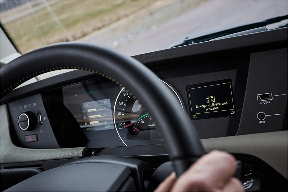 """""""Умные"""" тормоза: новая интеллектуальная система будет внедрена на отечественные автобусы и грузовики"""