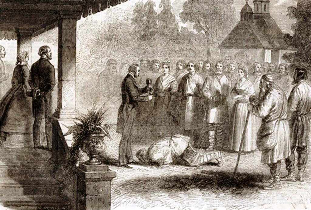 «Девка дворовая Марья – 12 р.»: сколько стоили крепостные и как их оценивали
