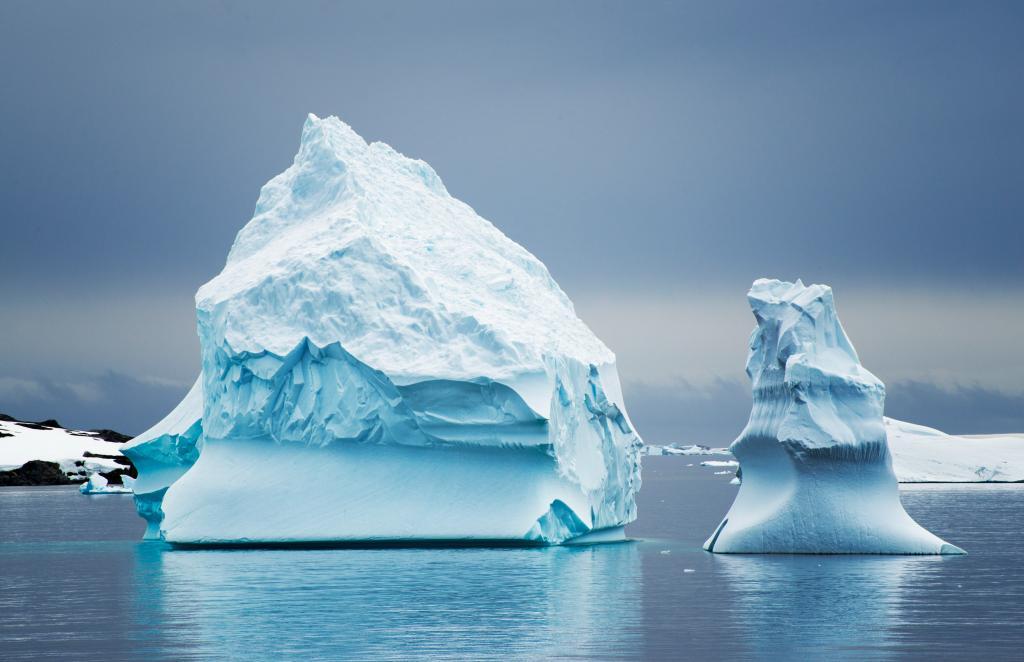 Шейх из Арабских Эмиратов понял, что ему очень нужен айсберг из Антарктиды
