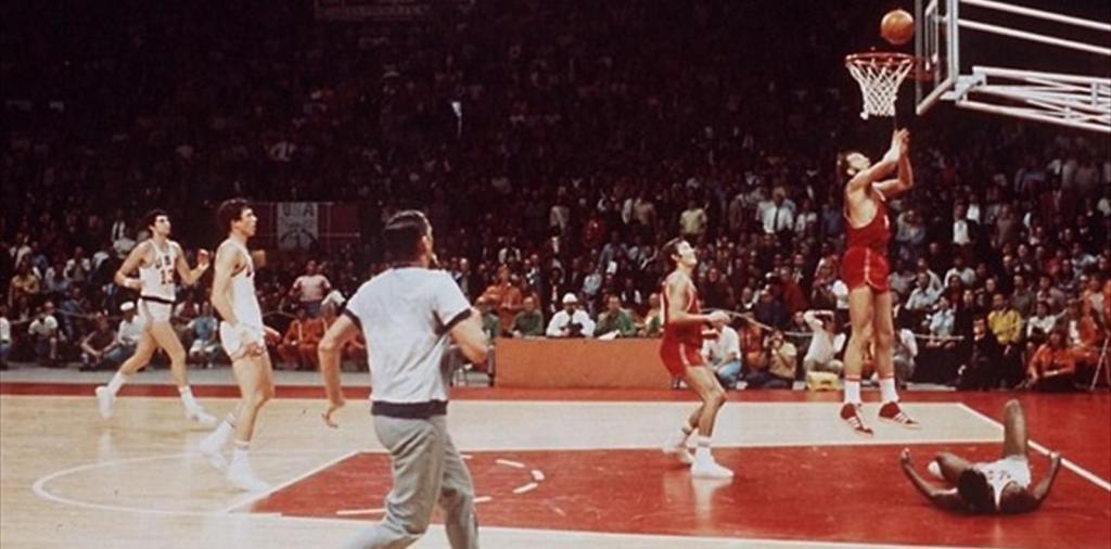 Настоящие три секунды выдающегося спортсмена СССР Александра Белова, которые потрясли мир