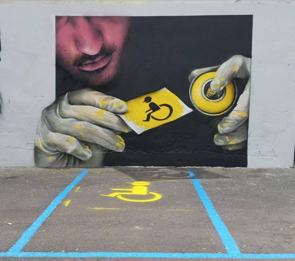 Уличный арт как предмет современного искусства: 10 фотографий шедевров уличных рисунков
