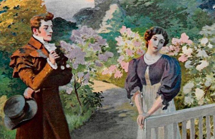Во времена наших предков разводы были неприемлемы, а подарки кавалеров имели особое значение. Интересные факты о браках, которые заключали 300 лет назад