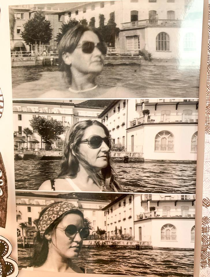 Время не стоит на месте: люди повторили свои старые фотографии и на секунду вернулись в прошлое