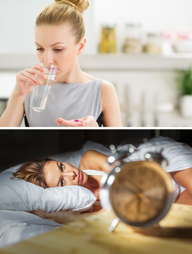 Горячий душ, животные и другие вещи, которые мешают быстро уснуть