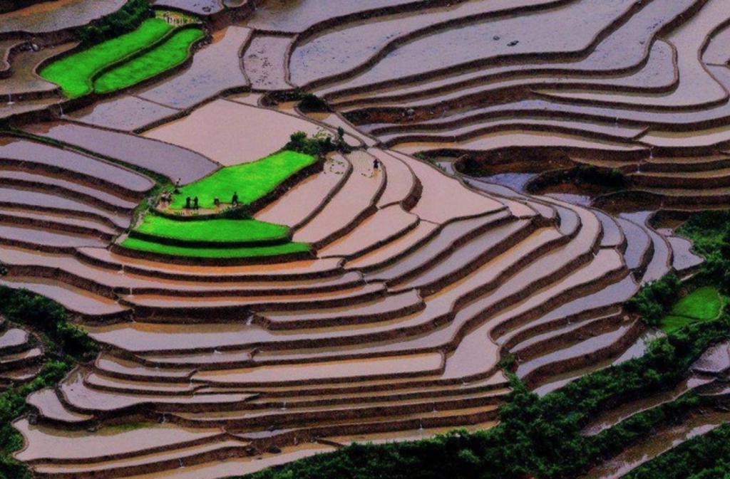 10 невероятно красивых пейзажей, о реальности которых придется задуматься