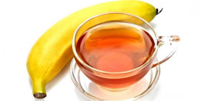 Картинки по запросу банановый чай
