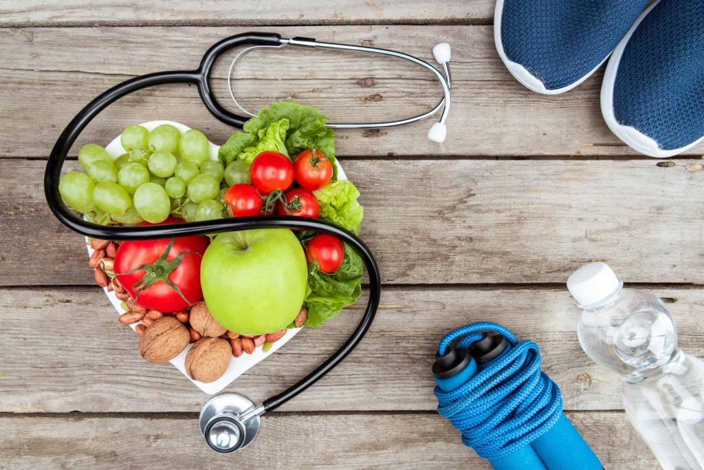 Планирование меню: как вести здоровый образ жизни, не тратя много денег