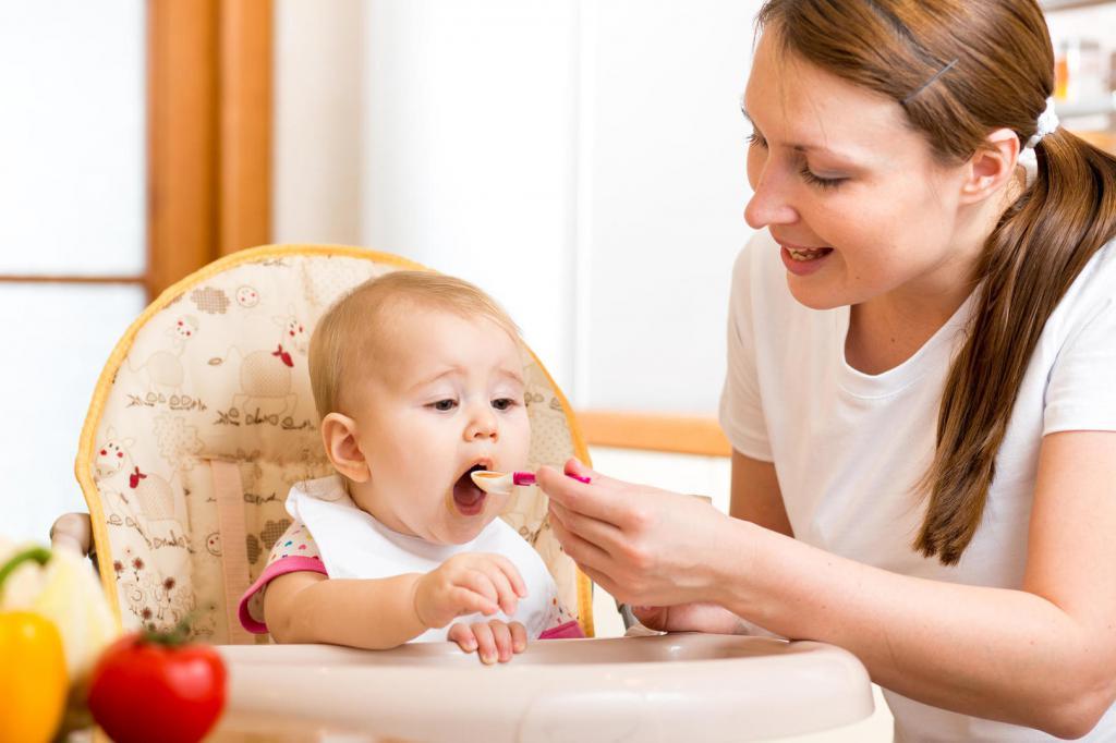 мокнет за ухом у ребенка чем лечить