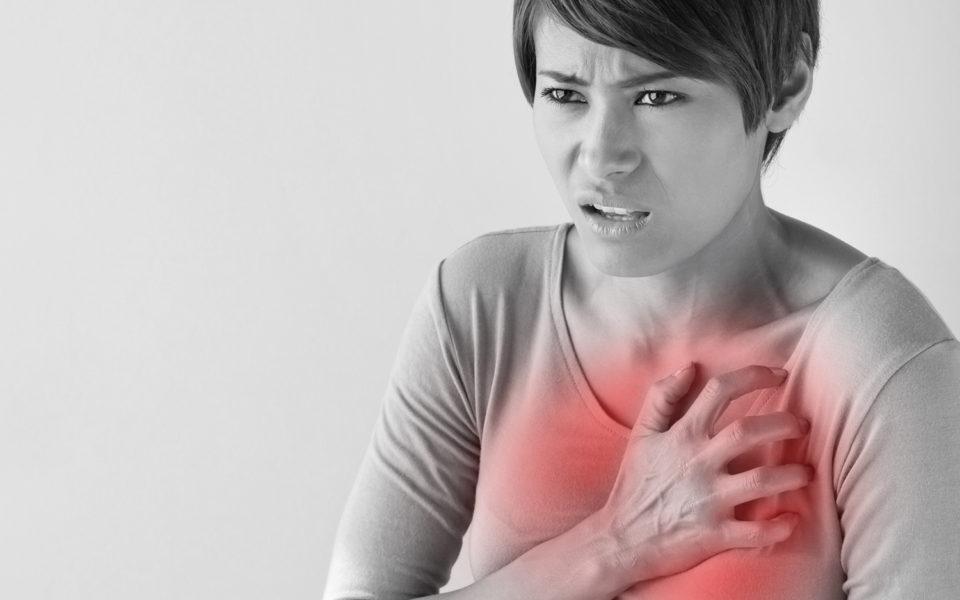 анэхогенное образование в груди