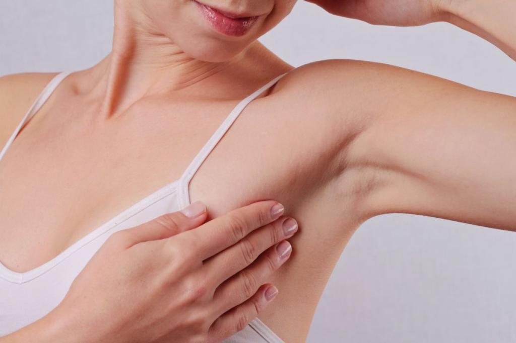 фиброзное образование в груди