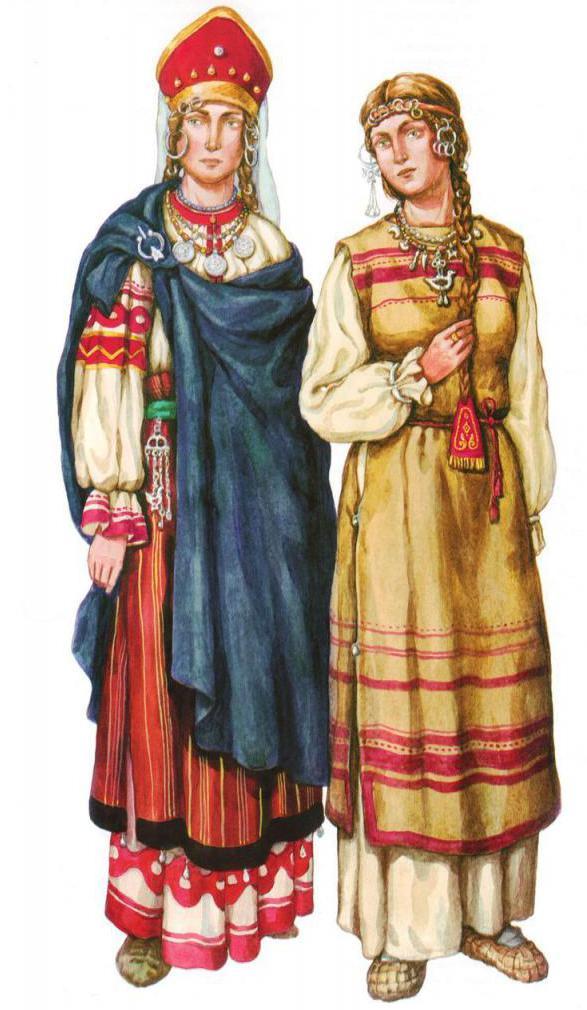немного одежда жителей древней руси фото нам хочется
