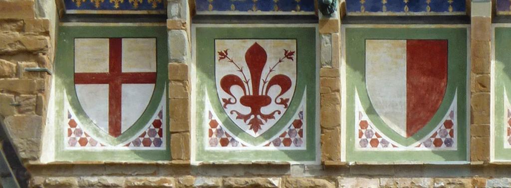 гербы Флоренции