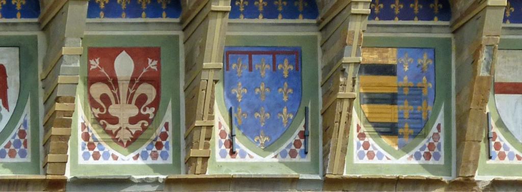 флорентийские гербы