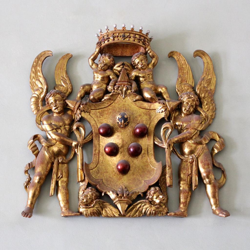 изображение герба Медичи
