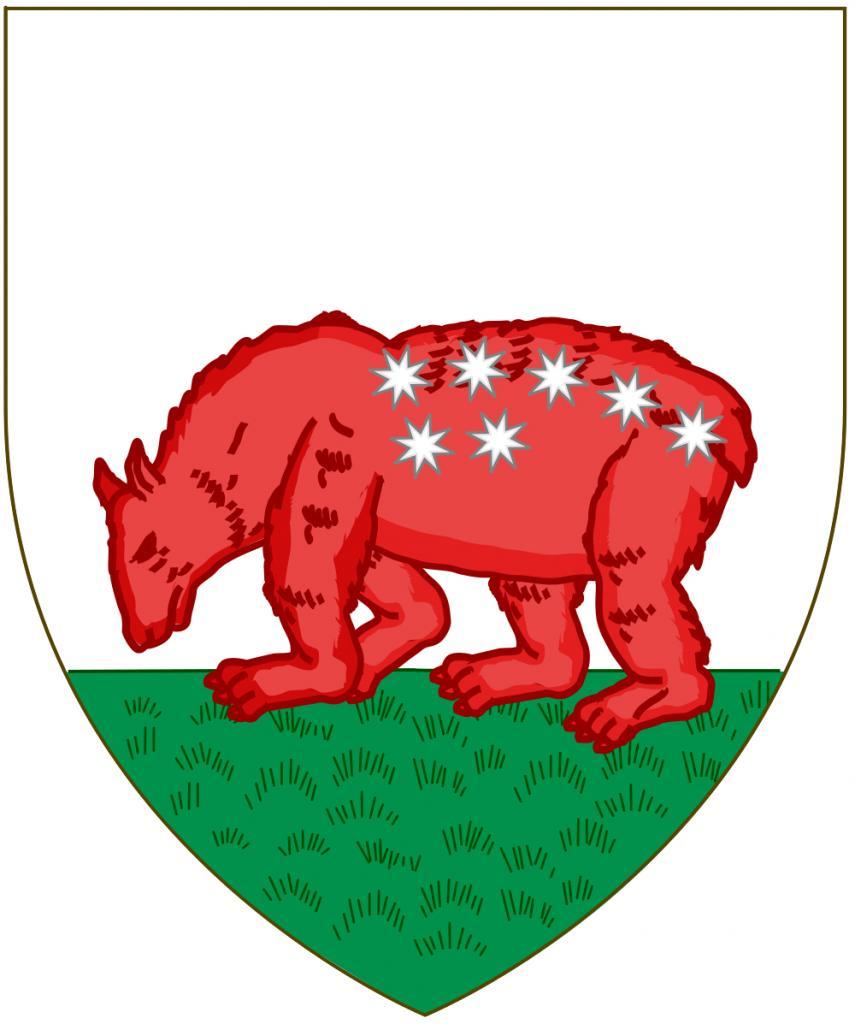 первый герб Мадрида