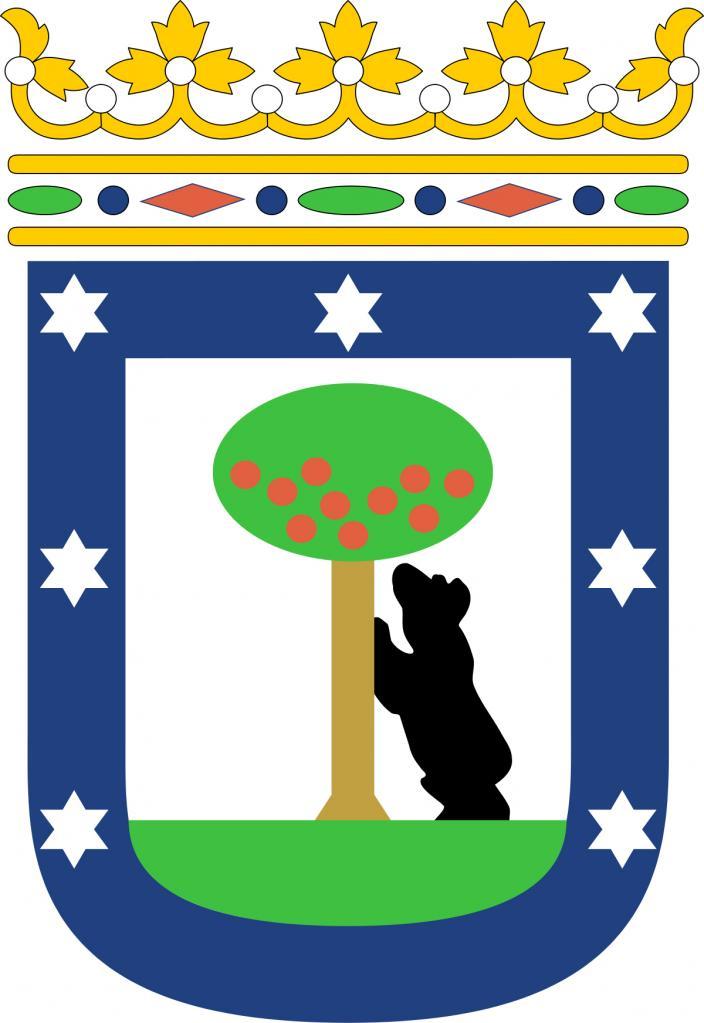 Герб Мадрида: история, описание