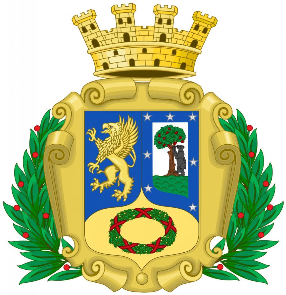 герб Мадрида периода республик