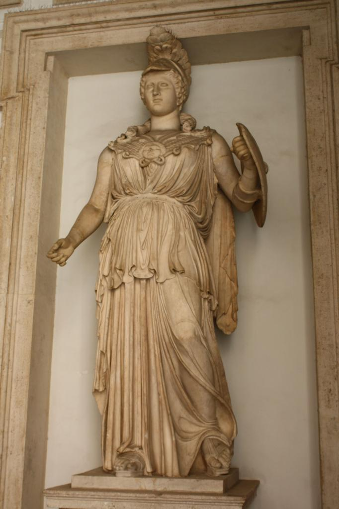 Римская богиня минерва картинки