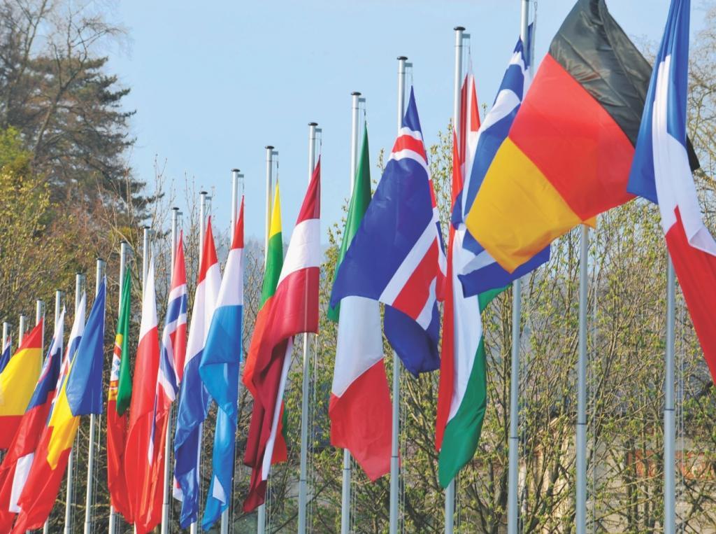 флаги как символ государства