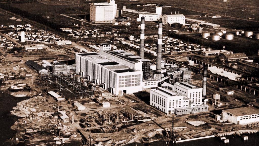 Siemens company after the war