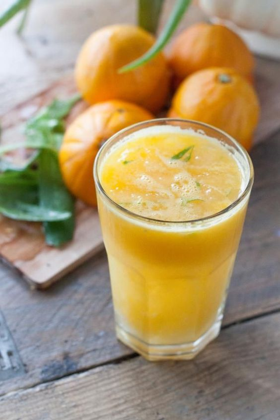 апельсиновый фреш с мякотью