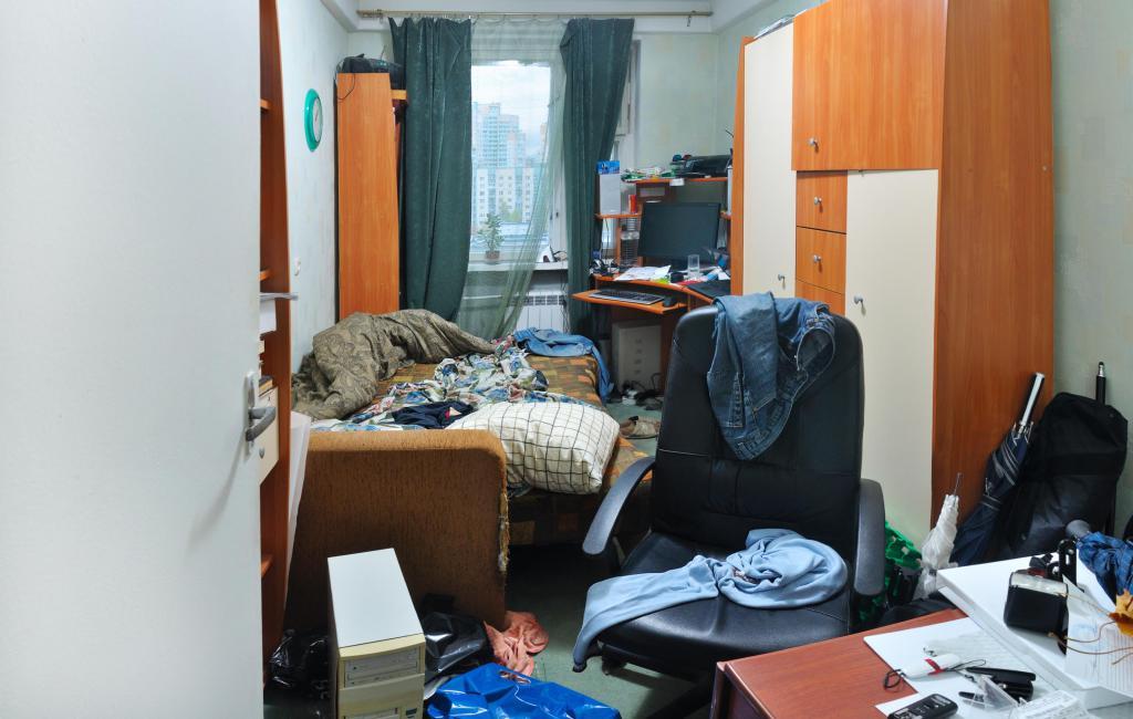 Грязная квартира: как навести порядок, с чего начать