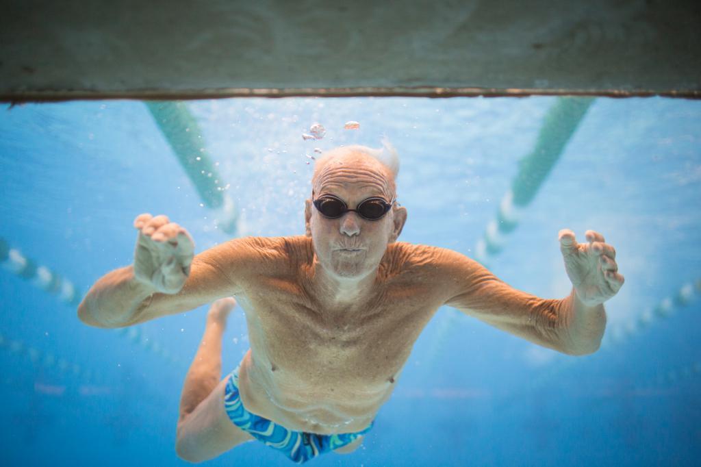 Занятия в пожилом возрасте