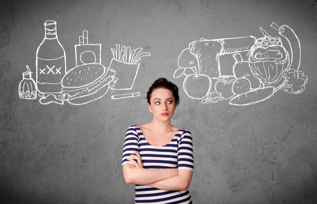 Как перейти на интуитивное питание? Принципы и правила интуитивного питания