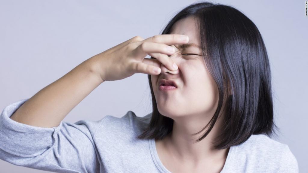 Как должны пахнуть месячные