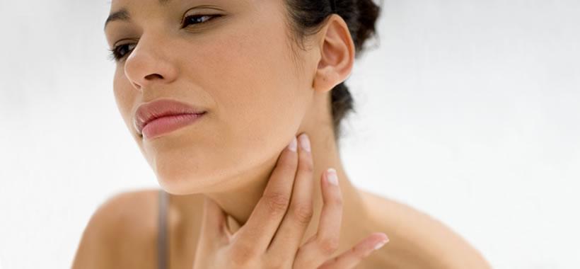 Щитовидка у женщин: описание, возможная патология, методы диагностики и лечения