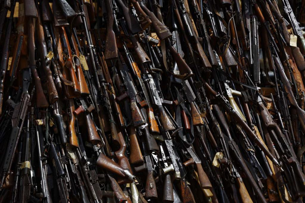 Незаконный оборот оружия и боеприпасов. Итоги 11 февраля 2020 года